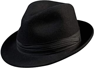 classic trilby hats
