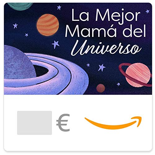 Cheques Regalo de Amazon.es - E-mail - La mejor mamá del universo