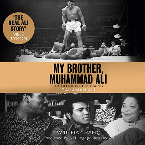 My Brother, Muhammad Ali  By  cover art