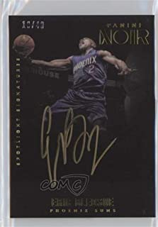 Eric Bledsoe #18/49 (Basketball Card) 2015-16 Panini Noir - Spotlight Signatures #SS-EB
