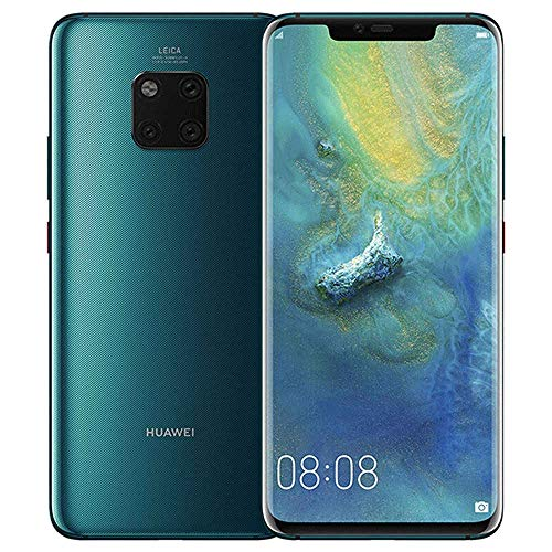 Huawei Mate 20 Pro LYA-L29 128GB + 6GB - Factory Unlocked International Version - GSM ONLY, NO CDMA - No Warranty in The USA (Emerald Green)