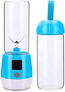 BAIYI Multi-Function Rechargeable Juicer Mini Portable Juicer Glass Cup 4000 Mah
