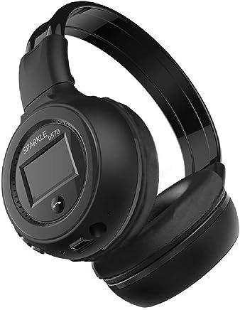 ALMD Cuffie Bluetooth, Cuffie, schede Wireless, Cuffie mobili all' Aperto Tutto Nero - Trova i prezzi più bassi
