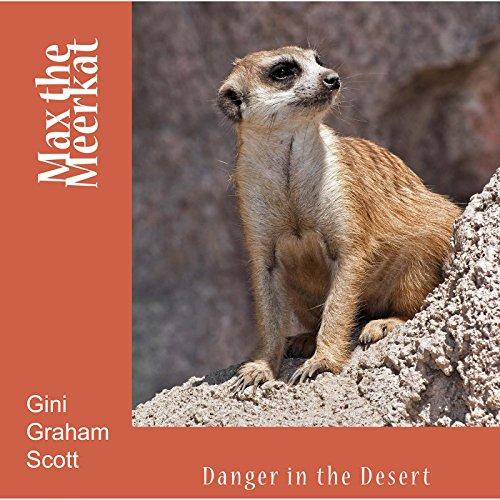 Max the Meerkat: Dealing with Danger audiobook cover art