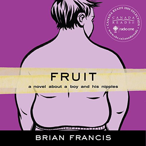 Fruit audiobook cover art