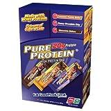 Pure Protein High Protein Bar Variety -18/1.76 oz.