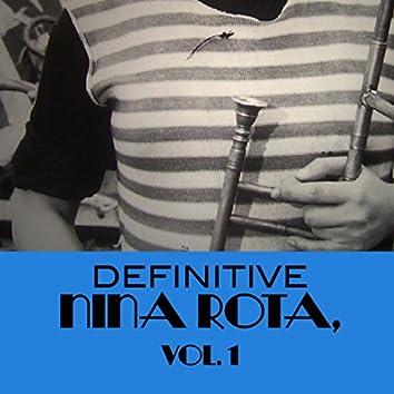 Definitive Nina Rota, Vol. 1