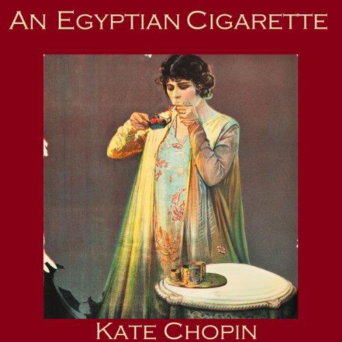An Egyptian Cigarette cover art