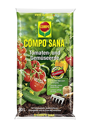 COMPO COMPO SANA® Tomaten- und Gemüseerde