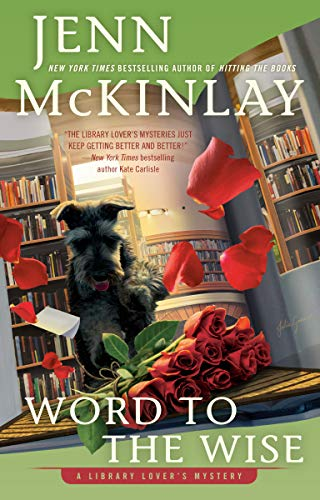 Word to the Wise (A Library Lover's Mystery Book 10) by [Jenn McKinlay]