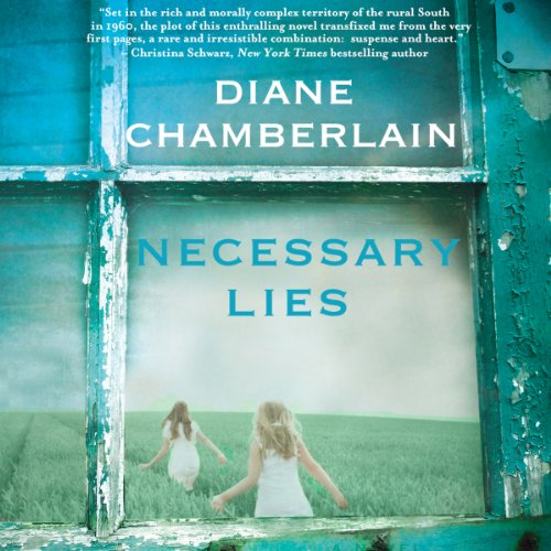 Necessary Lies audiobook cover art