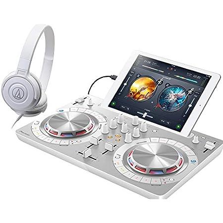 Pioneer dj DDJ-WEGO4 DJコントローラー ヘッドホン DJセット iPhone iPad 対応 ddj pcdj