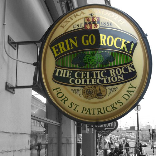 Erin Go Rock! The Celtic Rock Collection for St. Patrick's Day