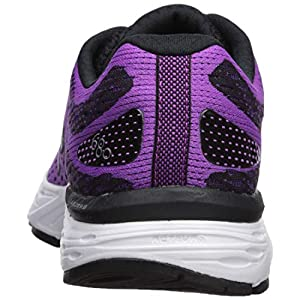 New Balance Women's 680v6 Cushioning Running Shoe, Voltage Violet/Black, 5 W US
