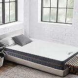 BedStory Matratze 90×200cm 18cm, 7-Zonen-Kaltschaummatratze Orthopädisch, 2 in 1 Liegehärten H2&H3 mittelfest Grau…