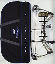Diamond Edge SB-1 Compound Bow, Breakup Country Camo, RAK Package, Right Hand, 7-70lbs, with Diamond Soft Bow Case
