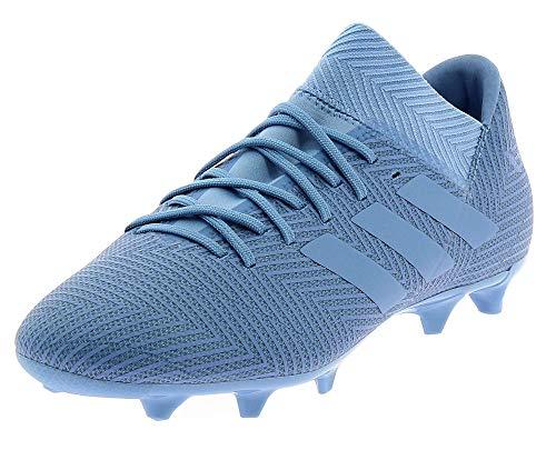 adidas Nemeziz Messi 18.3 FG, Chaussures de Football Homme, Bleu (Azucen/Azucen/Dormet 0), 41 1/3 EU