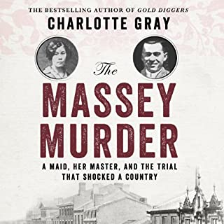 The Massey Murder audiobook cover art