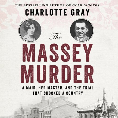 The Massey Murder audiobook cover art