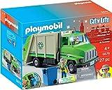 PLAYMOBIL Green Recycling Truck