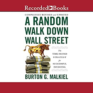 A Random Walk Down Wall Street, 12th Edition cover art