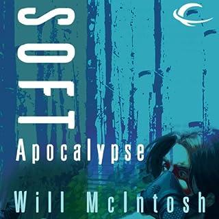 Soft Apocalypse audiobook cover art