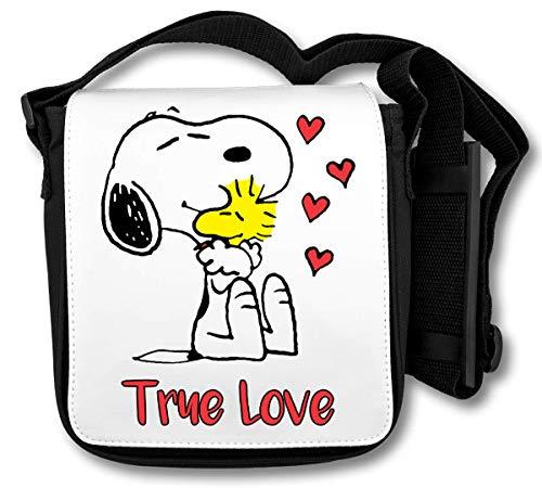 Snoopy True Schultertasche