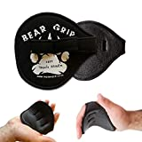 BEAR GRIP® Leather Indoor Rowing Gloves