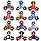 Owen Kyne 12 Pack Fidget Spinner,...