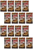 Ferrero: 'Nutella B-ready - NEW + NUTELLA' Crisp Wafer of Bread Stuffed with Nutella, 6 Pieces 4.6...