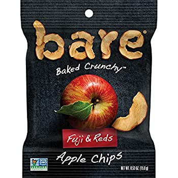 apple chips snack bags