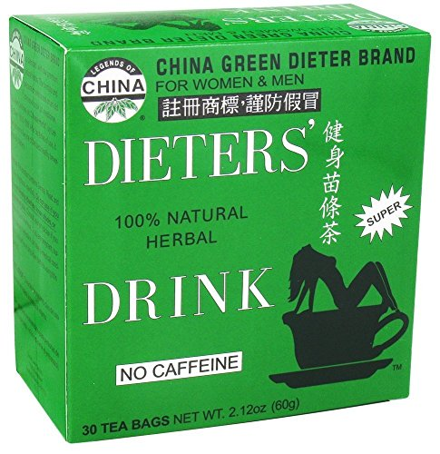 Uncle Lee's Dieters Tea For Wt Loss, 30 Bag, 2.12 Oz, 3 pk