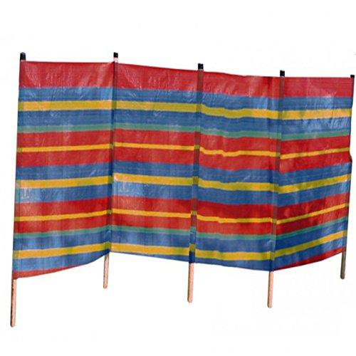 Acan Paravientos para Playa Solmar 400 x 120 cm