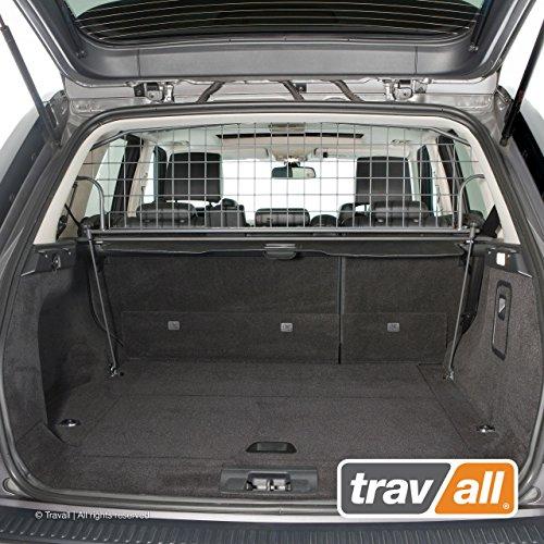 Travall Guard TDG1199 – Grille de séparation avec revêtement en poudre de nylon