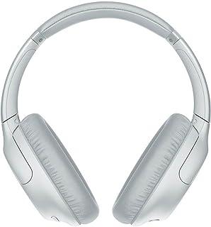 Sony Wh-Ch710N - Cuffie Bluetooth Senza Fili, Over Ear, con Noise Cancelling, Microfono Integrato E Batteria Fino a 35 Ore...