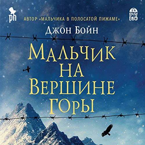 The Boy at the Top of the Mountain audiobook cover art