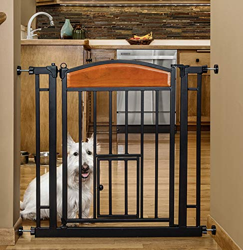 Carlson Pet Products Design Studio Home Decor Walk Through Pet Gate