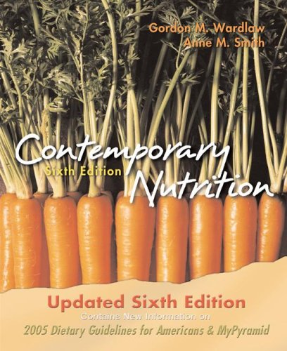 Contemporary Nutrition, 6th Edition