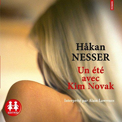 Un été avec Kim Novak audiobook cover art