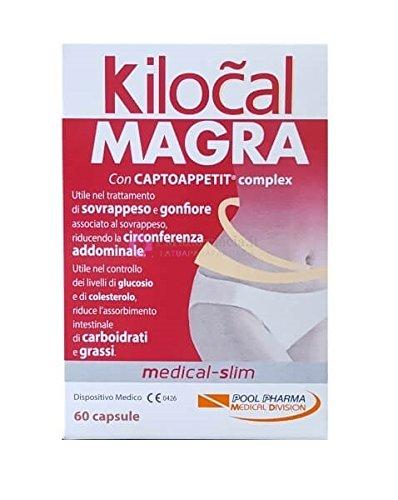 KILOCAL MAGRA 60 capsule - Pool Pharma