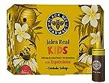 Black bee jalea real inmuno kids, complemento alimenticio con equinácea y 10 vitaminas, sabor a fresa - 20 ampollas