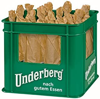 Underberg 12 Bottle Crate by Underberg