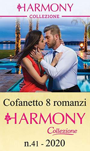 Cofanetto 8 Harmony Collezione n.41/2020: La sposa rubata | L'amnesia del greco | Un impegno da mantenere | Proposta in Costa Azzurra | Il prezzo di quella ... di una promessa | Recita milionaria
