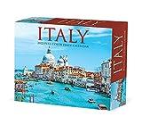 Italy 2022 Box Calendar, Travel Daily Desktop