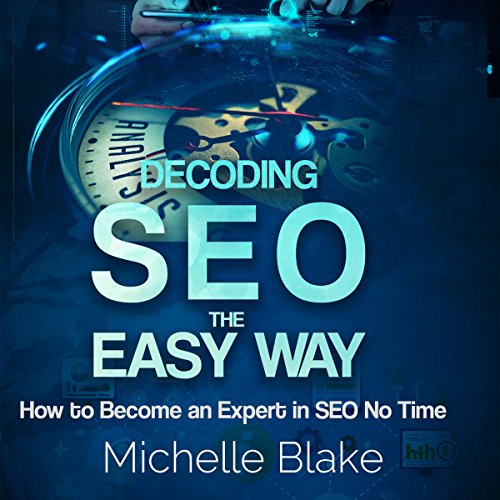 Decoding SEO the Easy Way cover art