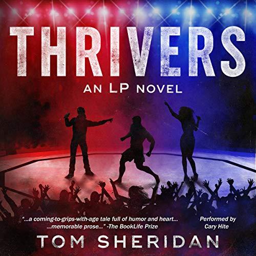Thrivers: An LP Novel audiobook cover art