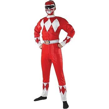 Rubies 887101XL Disfraz Oficial de Power Ranger, superhéroe Mighty ...