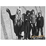 Wanddekor The Pretty Reckless Fashion Poster Leinwand