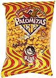 Risi - Palomitas - Producto de aperitivo horneado con sabor a queso a ketchup y mostaza - 90 g