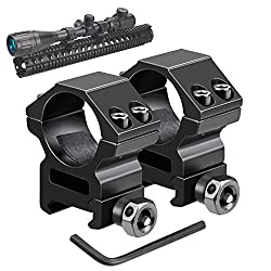 5 Best Weaver Rifle Scopes